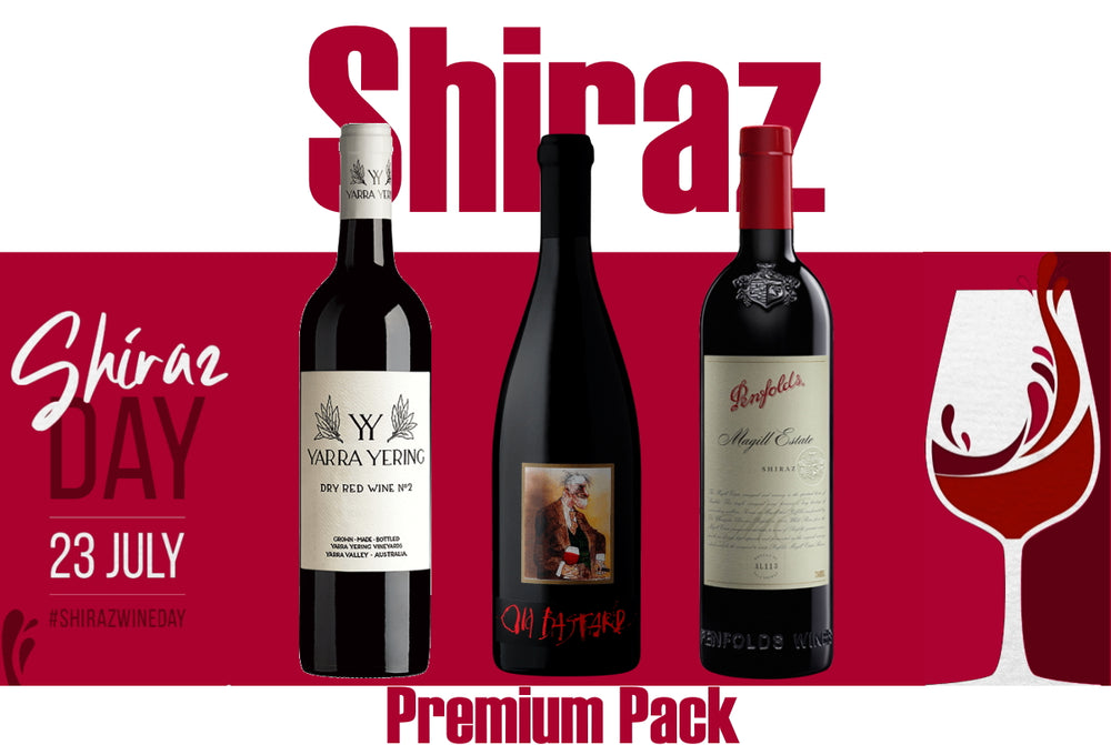 Drink Shiraz Premium Pack