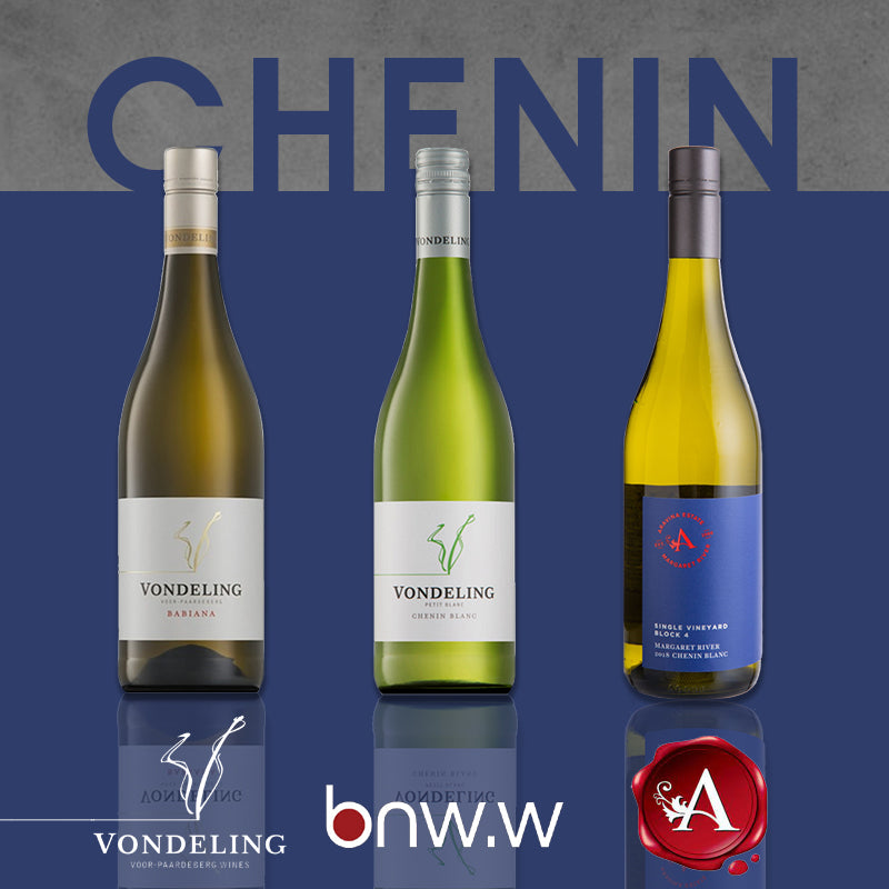 South African & Australian Chenin Blanc Collection 3pack