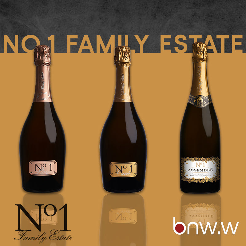 No.1 Family Wine selection 3pack