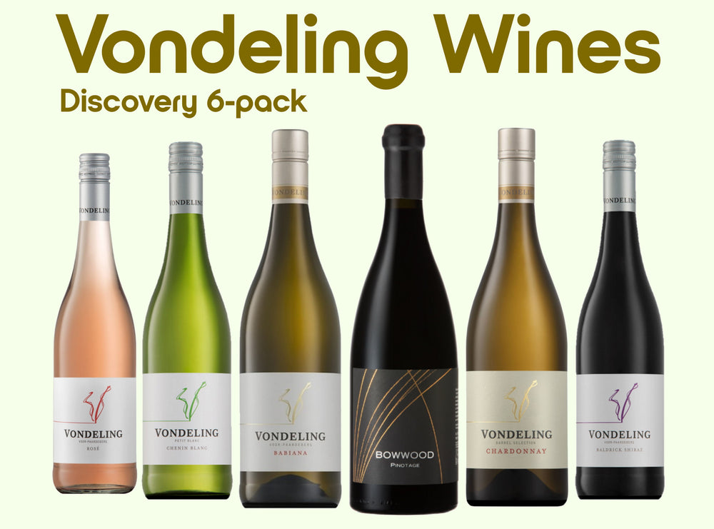 Vondeling Wines Discovery pack
