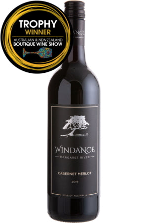 Windance Estate Cabernet Merlot 2019