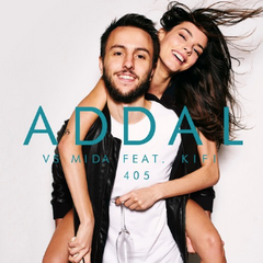 405 by Addal and Mida featuring KiFi, Cover Image