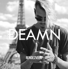 Cover Image for the song Rendezvous by British Music Producer DEAMN. Dance music. Electronic music.