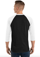 Load image into Gallery viewer, Tomboy-Clothing-Fashion-Every-Little-Thing-Raglan-Unisex-Gender-Neutral-Androgynous-Back-View