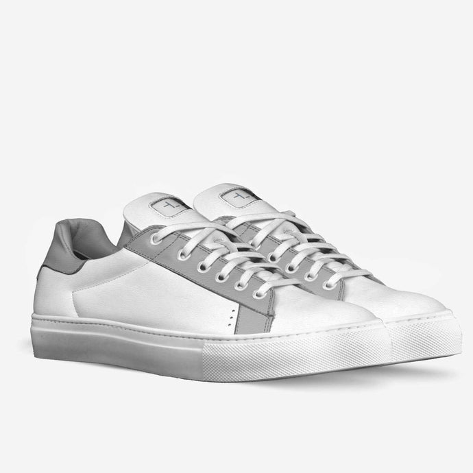 The X Sneaker - Definition of Casual Luxury and Clean, Versatile Design