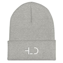 Load image into Gallery viewer, Tomboy-Beanie-HLD-Logo-Embroidered-Cuffed-Beanie-Unisex