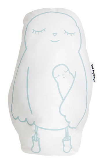 baby - nest birdy cushion unisex