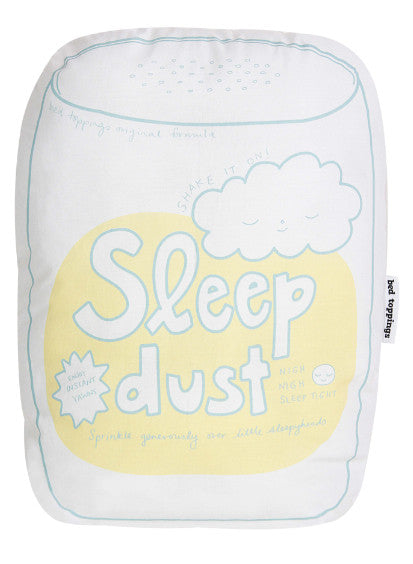 baby - cushion 'Sleep Dust' can