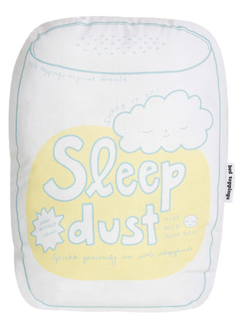 baby - cushion 'Sleep Dust' can on sale 50% off