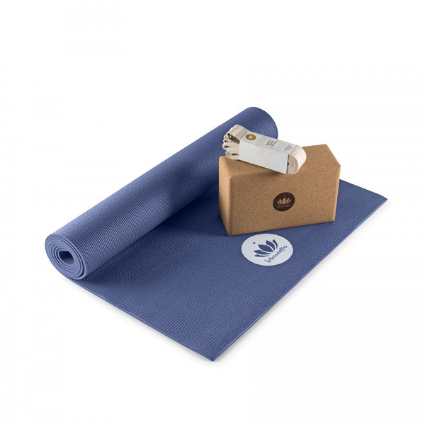 "Yoga Set ""Mudra"" KING BLUE"