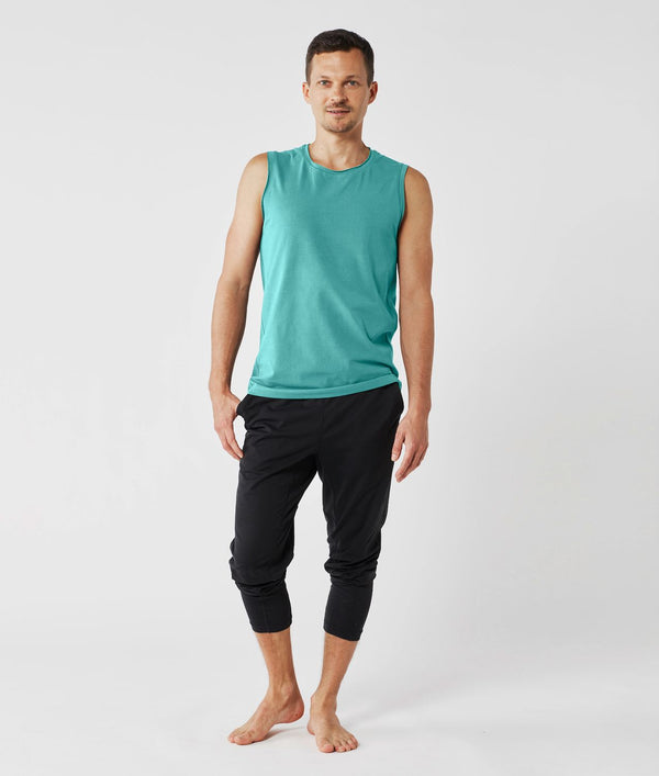 Organic Mens Yoga Tank Top