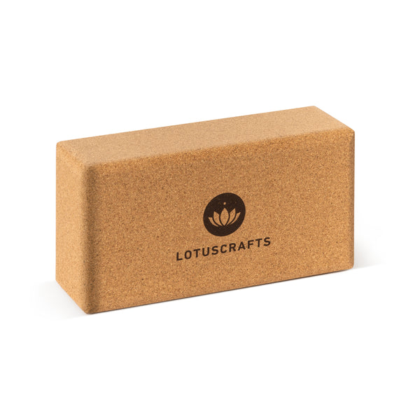 Yoga Block Cork SMALL