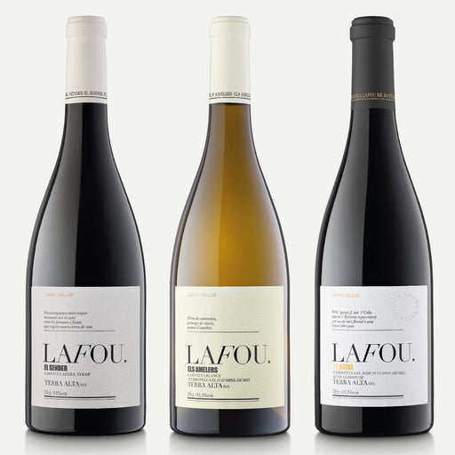 Pack LaFou Celler (tres botellas)