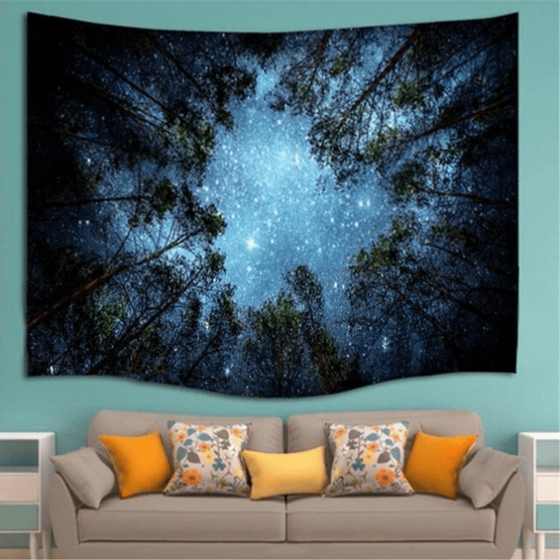 Accessories 150cm x 100cm / Starry Night Forest Collection