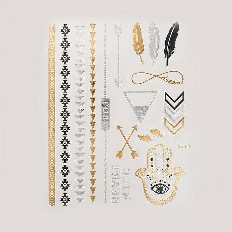 Accessories Flash Tattoo Set - First Collection