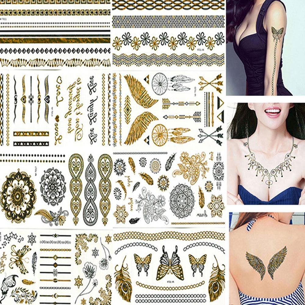 Accessories Flash Tattoo Set - Second Collection