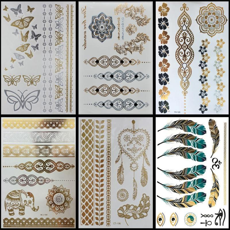 Accessories Flash Tattoo Set - Seventh Collection