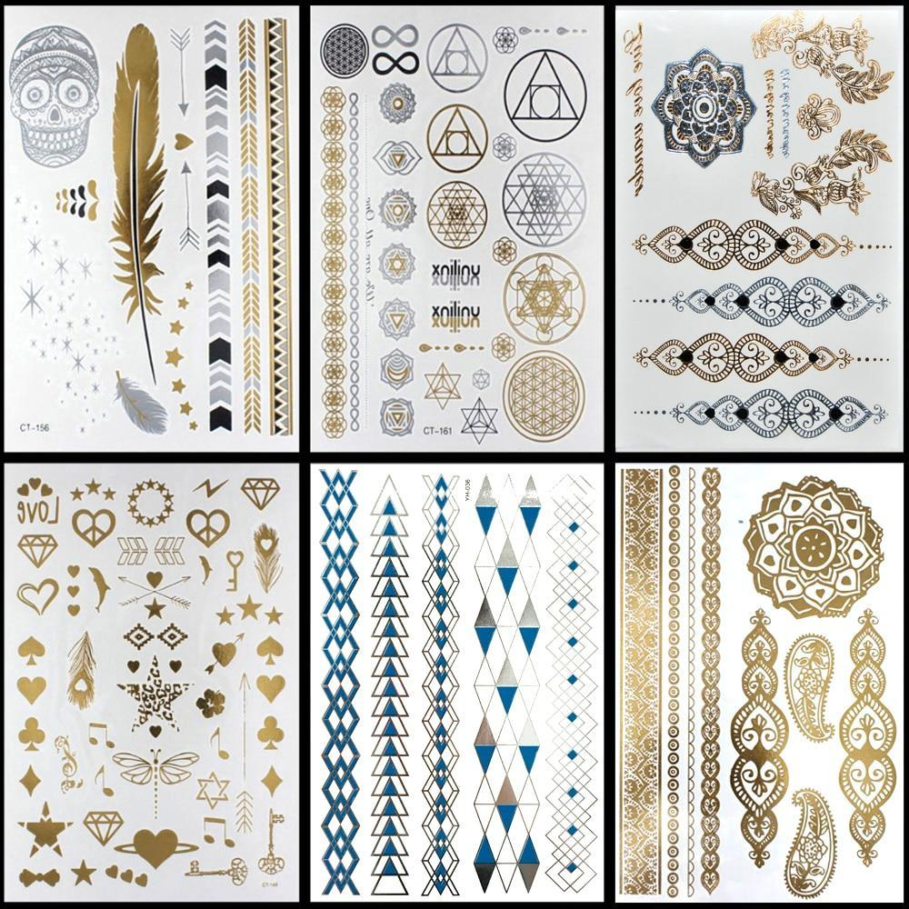 Accessories Flash Tattoo Set - Third Collection
