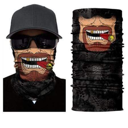Multi-Functional Face Shield - Praluxe