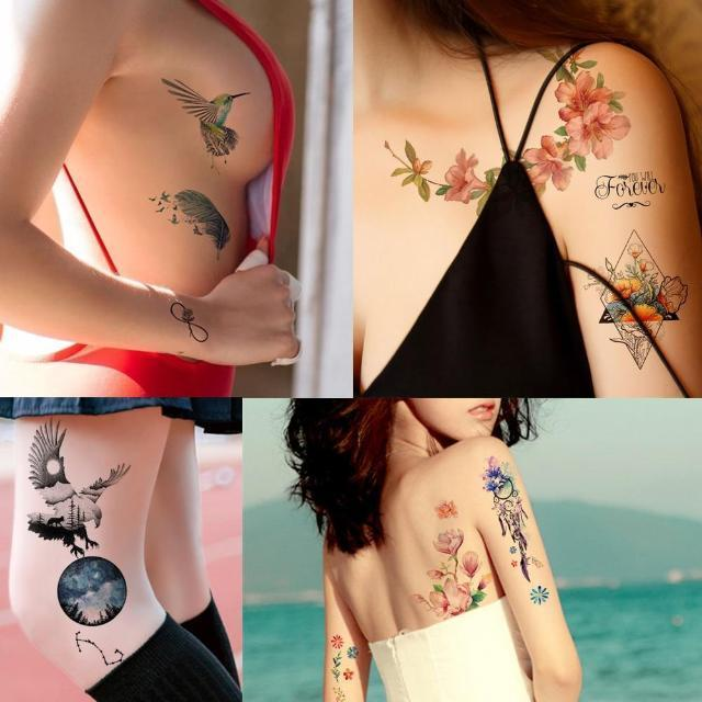 Accessories Temporary Tattoo Essence Collection