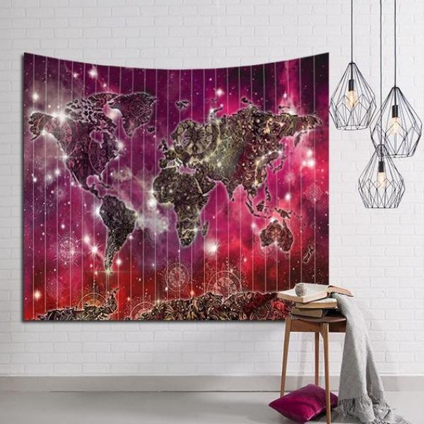 Accessories We Are Made of Star Dust / 150x100cm Galaxy Tapestry Collection