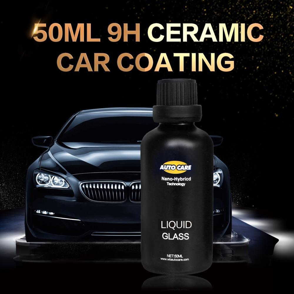 9H Ceramic Car Coating Liquid - Praluxe