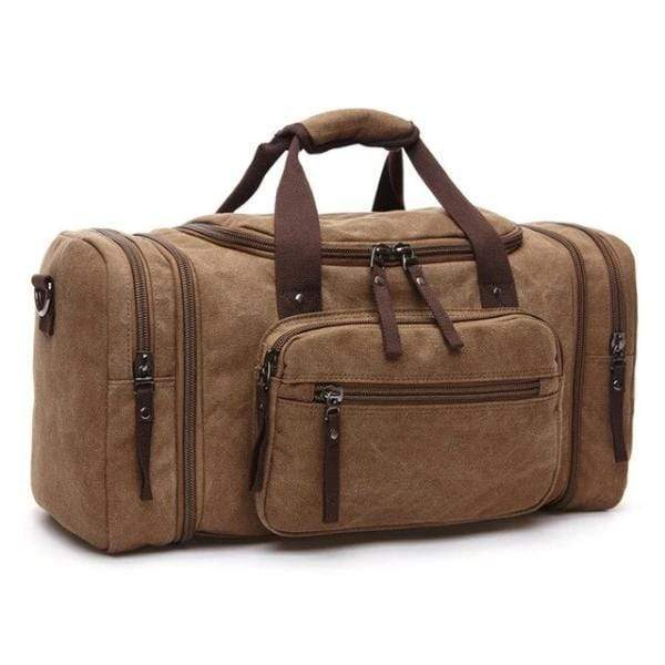 Vintage - Canvas Duffle Bag