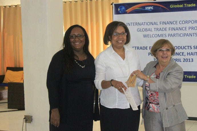 IFC Trade Products Training in Haiti