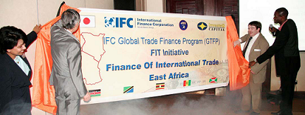 IFC FIT INITIATIVE LAUNCHED IN EAST AFRICA