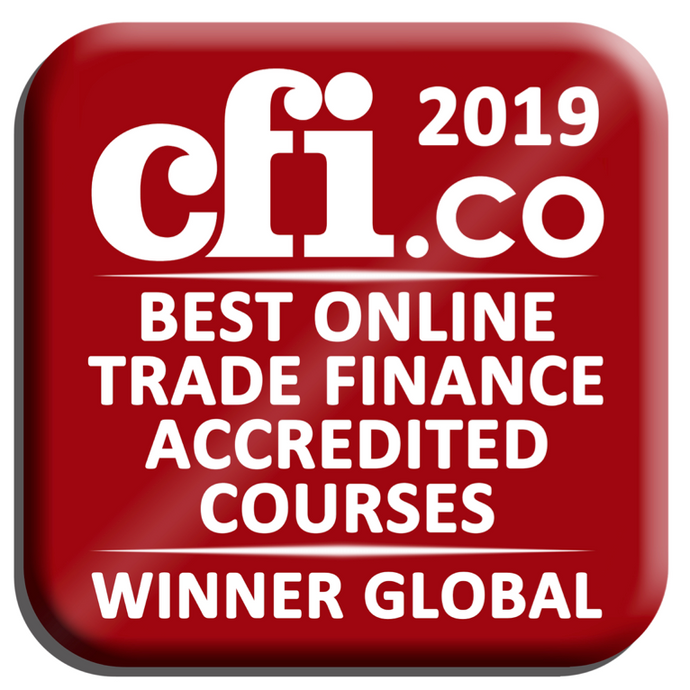 eBSI Wins Global Award as Best Online Trade Finance Accredited Course Provider!