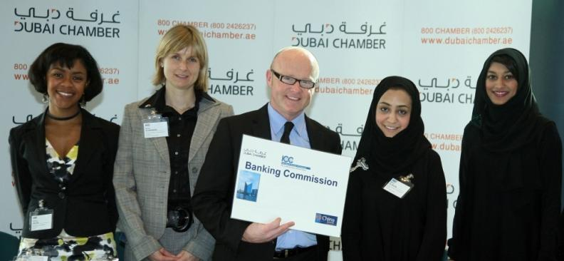 Dubai URBPO Launch with ICC RBC MENA