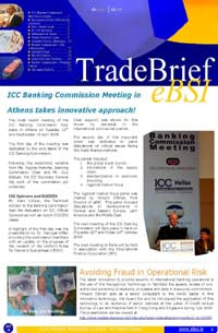 eBSI TradeBrief eZine – Issue 1