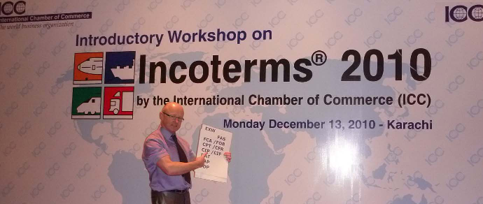 ICC PAKISTAN AND EBSI DELIVER INCOTERMS® 2010 SEMINAR