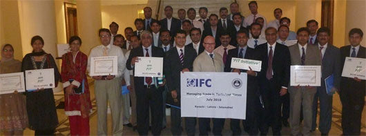 IFC FIT Initiative Third Roll-out Graduations