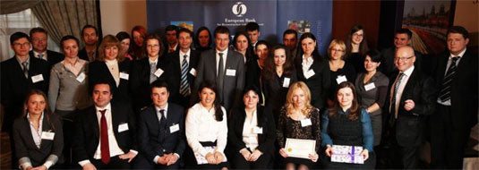 EBRD E-Learning Graduations 2012