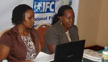 IFC Trade Finance Operations Seminar in Uganda