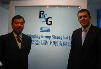 Irish Owned Burke Shipping Group establishes First European All China Inland Network