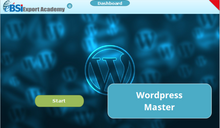 Load image into Gallery viewer, Wordpress Master - eBSI Export Academy