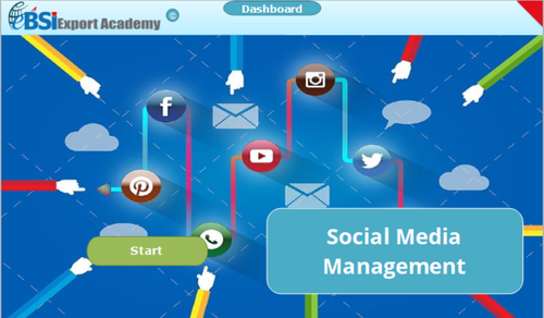 Social Media Management - eBSI Export Academy