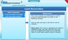 Load image into Gallery viewer, Lead Generation - eBSI Export Academy