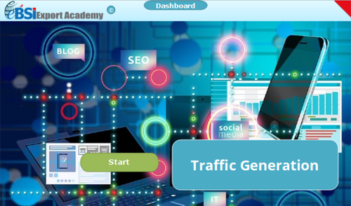 Traffic Generation - eBSI Export Academy