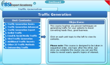 Load image into Gallery viewer, Traffic Generation - eBSI Export Academy