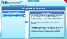 Load image into Gallery viewer, Facebook Promotion - eBSI Export Academy