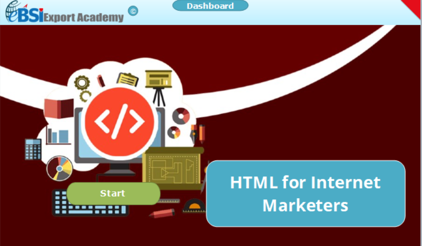 HTML for Internet Marketers - eBSI Export Academy
