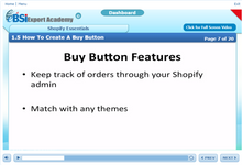 Load image into Gallery viewer, Shopify Essentials - eBSI Export Academy