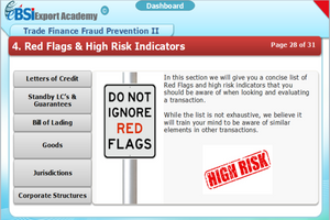 Fraud Prevention - Other Trade Finance Products - eBSI Export Academy