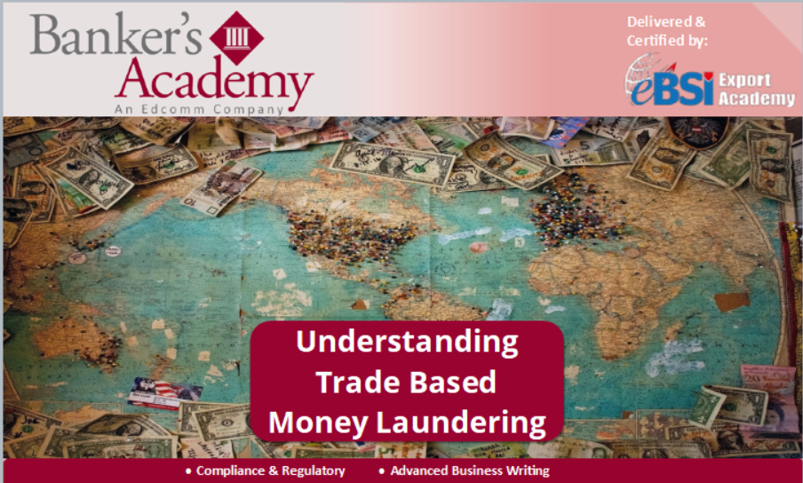 Understanding Trade Based Money Laundering - eBSI Export Academy