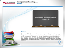 Load image into Gallery viewer, Challenges of Social Networking - eBSI Export Academy