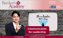 Load image into Gallery viewer, Communication for Leadership - eBSI Export Academy