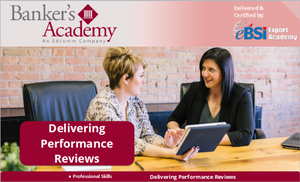 Delivering Performance Reviews - eBSI Export Academy